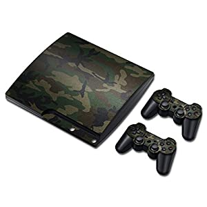Linyuan Skin Sticker Vinyl Decal Cover TN3139 fur PS3 PlayStation 3 Slim+2 Controllers