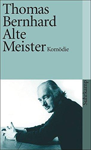 Buchseite und Rezensionen zu 'Alte Meister: Komödie (suhrkamp taschenbuch)' von Thomas Bernhard