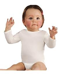 SensipurZINK, Baby-Body, langarm mit Zink