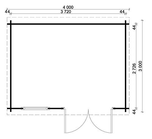 modernes-holz-gartenhaus-maria-rondo-mit-boden-geraeteschuppen-mit-isolierglas-verglasung-400-x-300cm-2