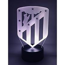 Atlético de Madrid Lampara Led