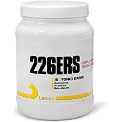 226ERS Isotonic Drink Bebida Isotónica, Sabor Limón - 600 gr