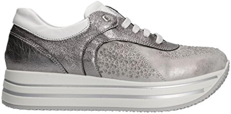 IGI&CO scarpe da ginnastica Fondo Alto Scarpe Donna 11556