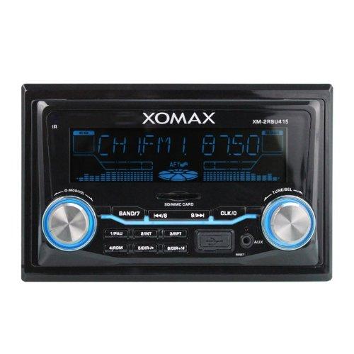 Zoom IMG-3 xomax xm 2rsu415 autoradio con