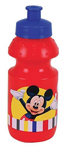 Fun House 5609 Disney Mickey Verre pour Enfant, Blanc