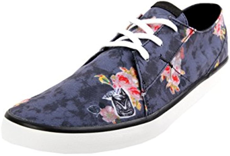 Volcom Lo Fi Shoe Angled Bleach Wash
