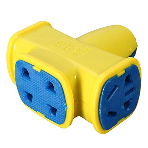 GIlH 250V 16A Unibody Multifunctional Power Socket Explosion Proof Socket