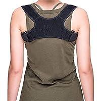 GODGETS Corrector Postura Espalda y Hombros Espalda Recta Corrector de Postura Clavícula Soporte Posture Corrector Reduce el Dolor de Espalda y Cuello