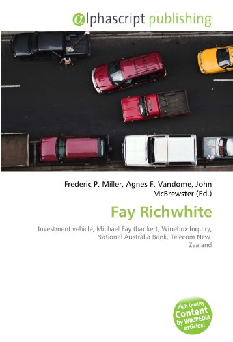 fay-richwhite-investment-vehicle-michael-fay-banker-winebox-inquiry-national-australia-bank-telecom-