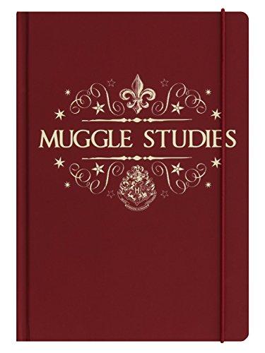 Cuaderno Harry Potter A5 - Estudios Muggle
