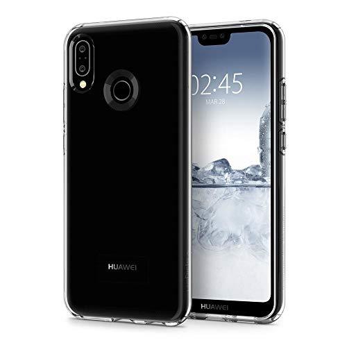 2316e7d5ae091 Huawei P20 Lite Case Spigen Liquid Crystal - Light but Durable Flexible  Clear TPU Protection for