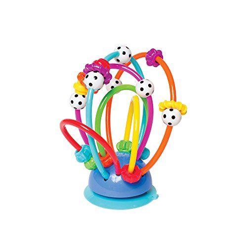 Manhattan Toy Activity Loops Beißring & Frühes Entwicklungs-Babyspielzeug