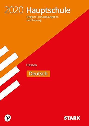 STARK Original-Prüfungen und Training Hauptschule 2020 - Deutsch - Hessen