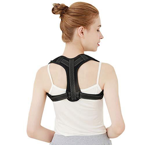 HOPQ Ergonomische Rückenstütze für die Haltungskorrektur Unsichtbare Haltungskorrekturorthese