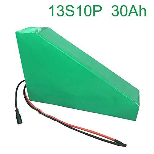 48V 30Ah 13S10P Li-ion Akku E-Bike Ebike Elektrofahrrad 330 * 310 * 200 * 70 * 70 * 45mm Batterie