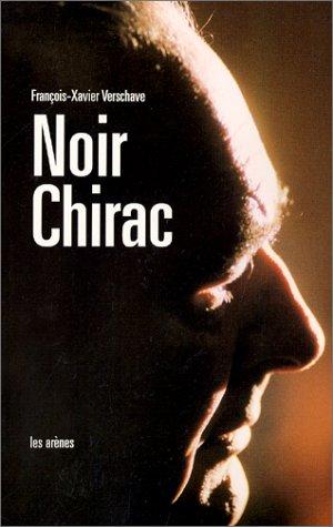Chirac Livre - Noir