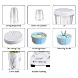 Wonderchef Nutri-Blend 400-Watt 3 Jars (White) with Free Smart Peeler From home bazaar