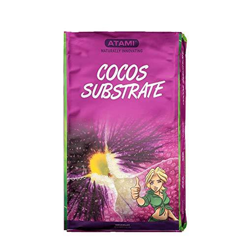 Sustrato / Fibra de Coco 100% BIO para el cultivo Atami (50L)