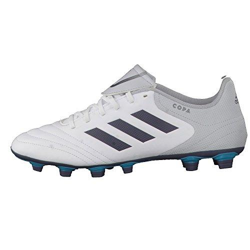 adidas Herren Copa 17.4 Fxg Fußballschuhe Weiß (Footwear White/Onix/Clear Grey)