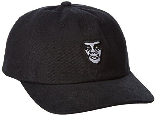 bar 6 Panel Snapback Cap (Caps Obey)