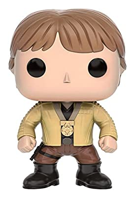 Funko - BOBUGT870 - Figurine de Collection - Star Wars - Pop Vinyle - 90 Luke Skywalker Ceremony