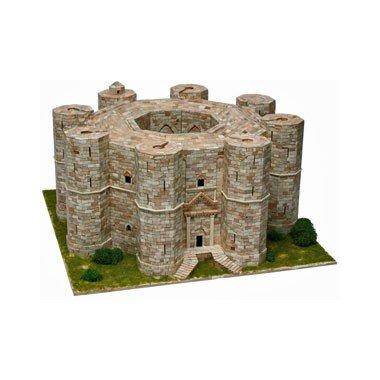 castel-del-monte-andria-kit-di-modellismo-aedes-ars-1008