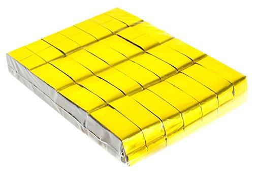 Ohfx- Confetti rectangular, Color oro (Rec/M-OR