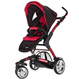 Obaby Zynergi 3Tec Chassis and Seat Unit Package (Red)