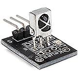 2pcs barterine KY-022 Módulo receptor del sensor de infrarrojos IR para Arduino