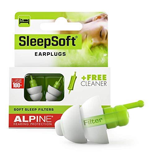 Alpine SleepSoft Ohrstöpsel (2019) - Schalldämpfer Schnarchen