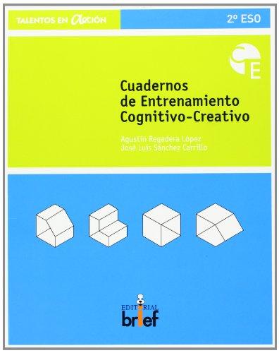Cuaderno de entrenamiento cognitivo-creativo (2.º ESO) (Talentos en Acción) - 9788415204251