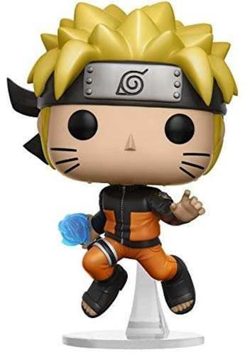 Funko 12997 Newcastle United POP Vinylfigur Shippuden: Naruto Rasengan, Mehrfarbig, Standard - Pop-figuren Anime