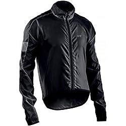 Northwave Chaqueta Para Ciclismo De Hombre Vortex Color Negro