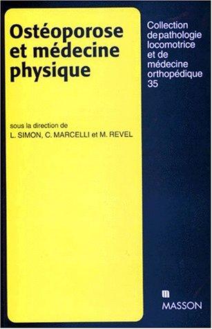 Ostéoporose et médecine physique