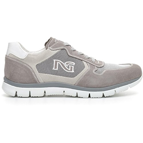 Nero Giardini , Sneakers basses homme Fumo