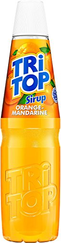 Tri Top Sirup Mandarine Orange 600 ml