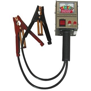 Associated Equipment 6031 6/12V 125 Amp Hand Held Analog Alternator/Battery Tester