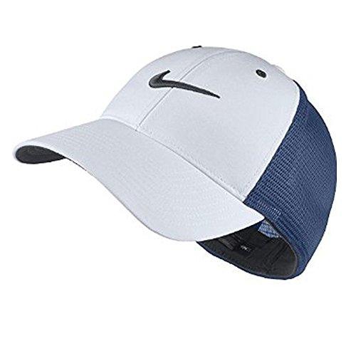 Nike Legacy91 Tour Mesh Casquette pour homme Blanco / Azul oscuro
