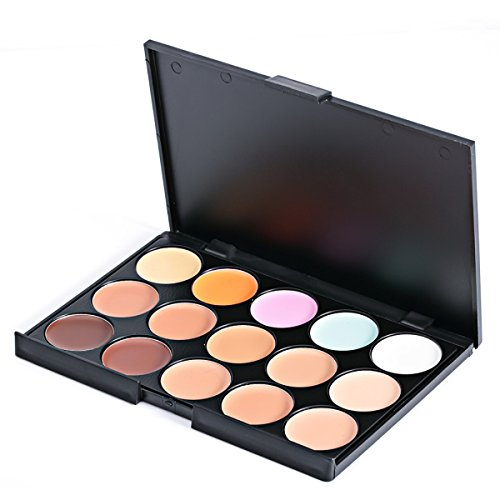 CAN_Deal 15 couleurs de maquillage Correcteur Contour Palette