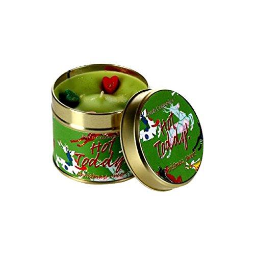 Bomb Cosmetics Duftkerze Hot Toddy - Dosenkerze Weihnachten