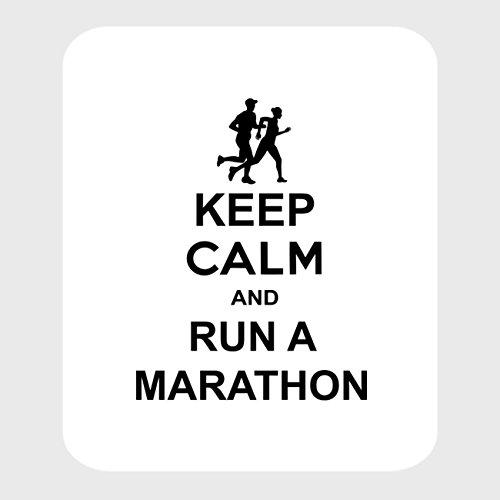 StyloTex Autoaufkleber Keep Calm and run a Marathon - UV geschützt (V Bell Buck)
