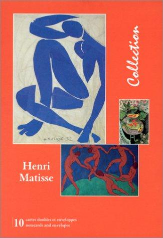 Matisse                  ip 30 0008 (Lot de 10 Pochettes) -