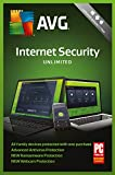 AVG Internet Security 2019 Unlimited Devices - 2 Years|2019 Unlimited Edition|Unlimited Devices|2 Years|PC/Mac/Android|Download