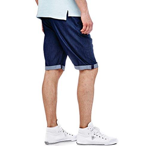 Guess Herren Shorts Blau