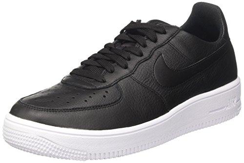 Nike Air Force 1 Ultraforce Cuir, Sneaker Uomo Nero (noir / Noir Blanc)