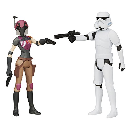 mtrooper Mission Series MS08 Star Wars Rebels - Saga Legends 2015 von Hasbro / Disney ()