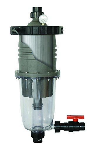 Waterco 200381 MC16 Plus Multicyclone Kartuschenfilter, Grau -
