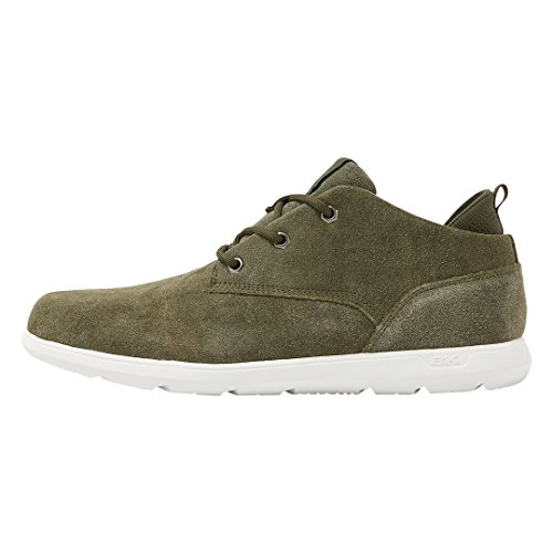 British Knights CALIX UOMINI ALTE SNEAKERS Kaki