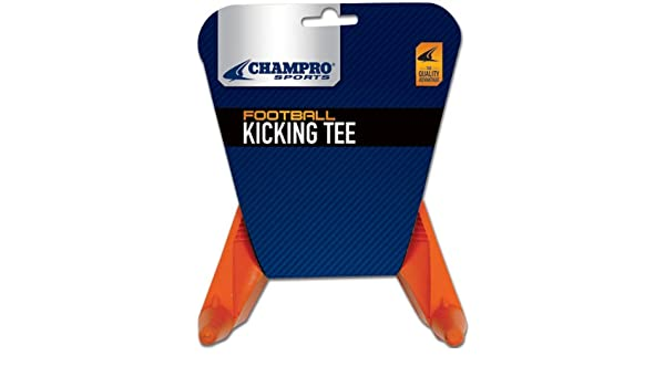 a086223763f4 Buy Champro Kick-Off-Header Football Tee (Orange) Online at Low Prices in  India - Amazon.in