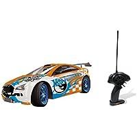 Price comparsion for Mondo 1:16 Scale Hot Wheels Remote Control Drift Car by mondo